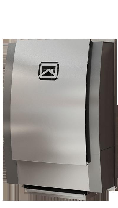 Принципиальное отличие электрокаменки «SteamFit» — наличие скоростного парообразователя.