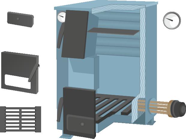 Обслуживание котла отопления
