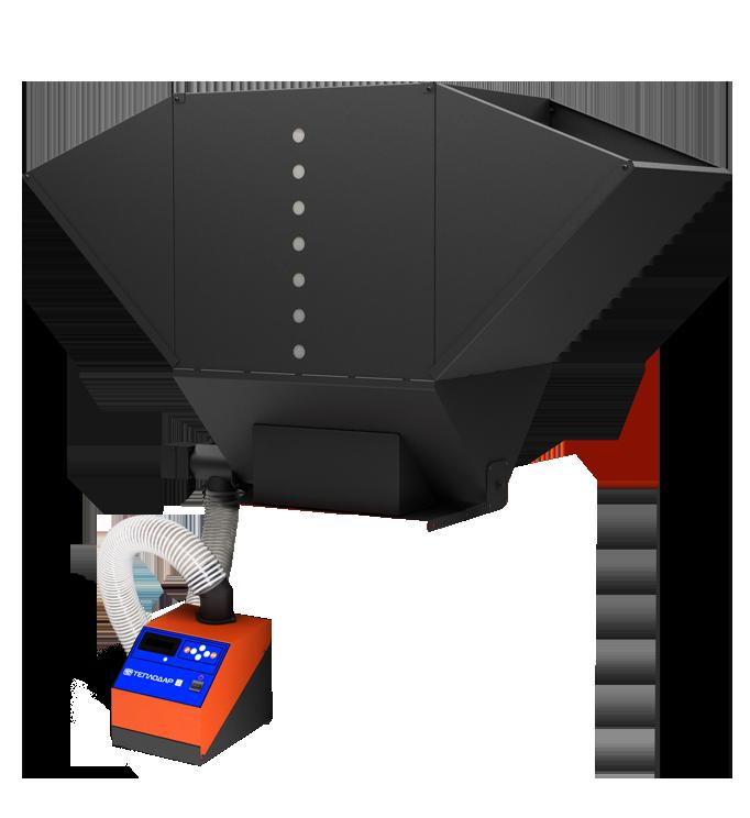Автоматическая пеллетная горелка