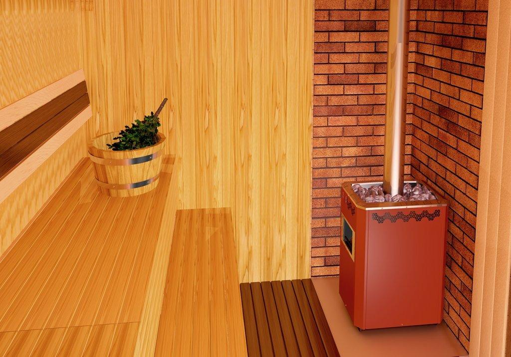 Основной критерий при выборе банной печи — мощность