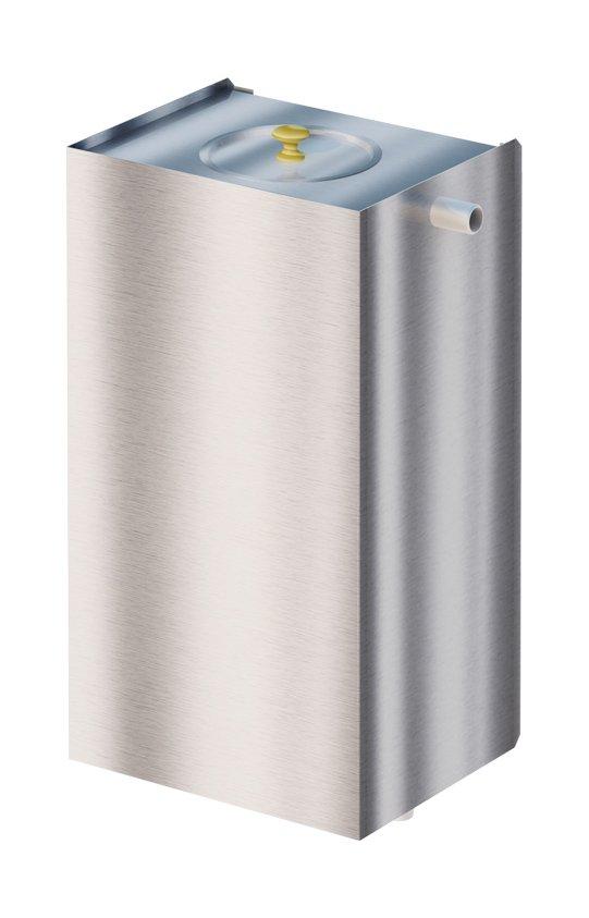 Расширительный бак для теплоносителя на 40 литров